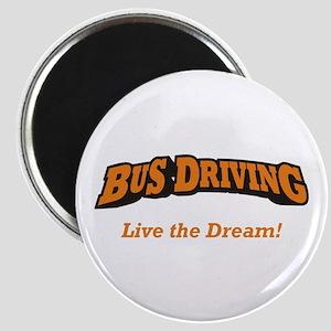 Bus Driving / LTD Magnet