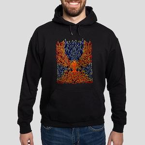 Celtic Phoenix Hoodie (dark)