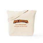 Bus Driving / Calm Down Tote Bag