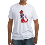 Llewellyn! Fitted T-Shirt
