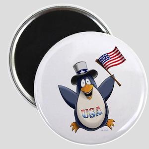 American Penguin Magnet