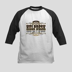 Helpdesk Kids Baseball Jersey