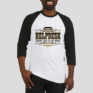 Helpdesk Baseball Jersey
