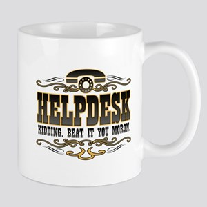 Helpdesk Mug