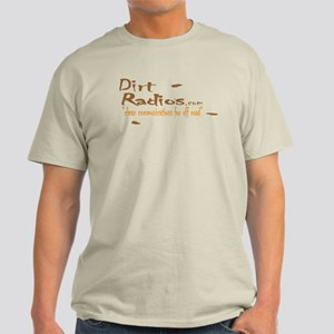 Dirt Radios Light T-Shirt