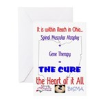 Cure in Ohio Greeting Cards (Pk of 20)