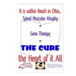 Cure in Ohio Postcards (Package of 8)