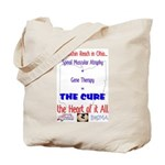 Cure in Ohio Tote Bag