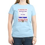 Cure in Ohio Women's Light T-Shirt