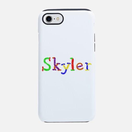 Skyler Balloons iPhone 7 Tough Case