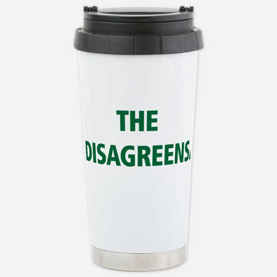 The Disagreens Stainless Steel Travel Mug