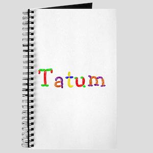 Tatum Balloons Journal