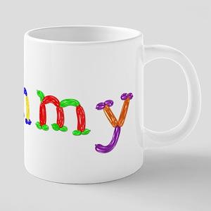 Tommy Balloons Ceramic Mega Mug
