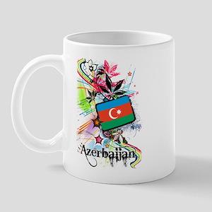 Flower Azerbaijan Mug