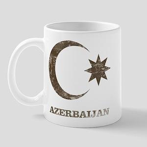 Vintage Azerbaijan Mug