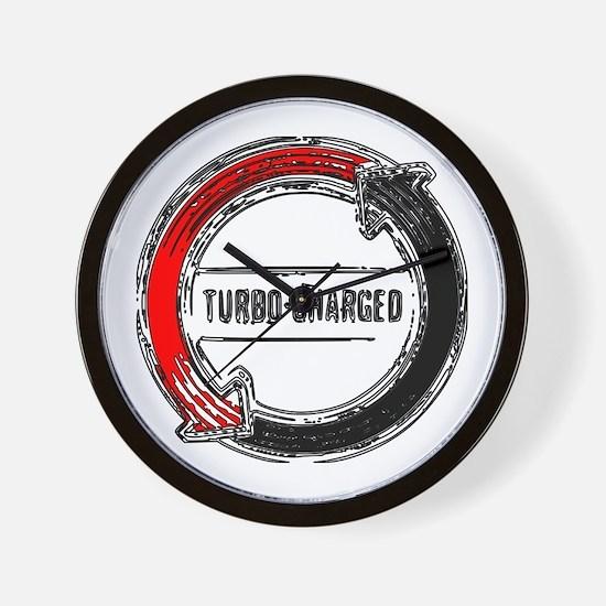 Corvair Turbo Wall Clock