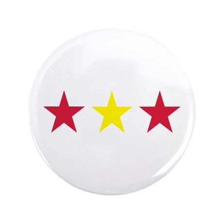 "Spain Flag 3.5"" Button (100 pack)"