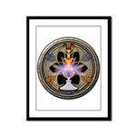 Pagan Great Rite Framed Panel Print