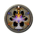 Pagan Great Rite Ornament (Round)