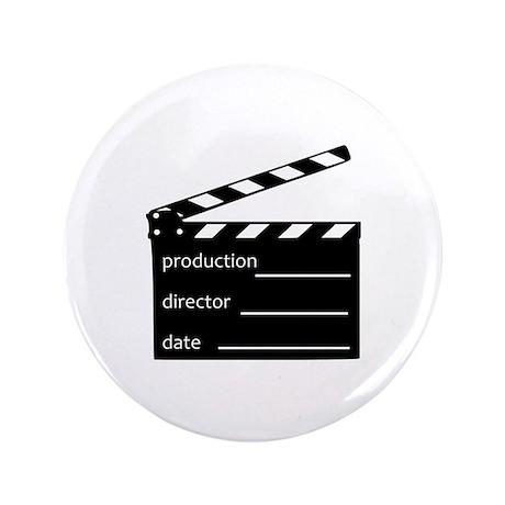 """Movie - Cinema 3.5"""" Button (100 pack)"""