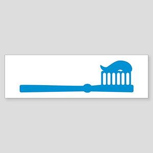 Toothbrush Sticker (Bumper)
