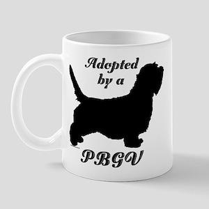 ADOPTED by a PBGV Mug