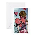 Valentine Cards (Pk of 10)