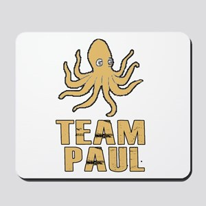 Team Paul Mousepad