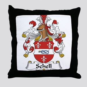 Schell Throw Pillow