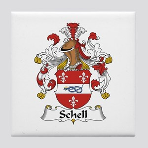 Schell Tile Coaster
