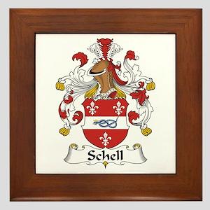 Schell Framed Tile