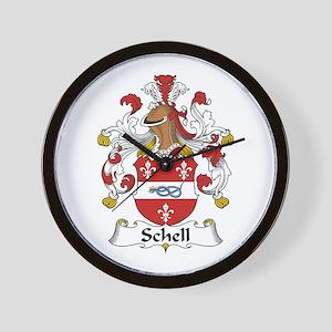 Schell Wall Clock