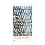 Faith Inspires 171 Church Steeples Banner