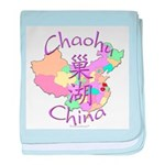 Chaohu China baby blanket
