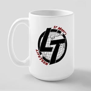 LT Globe Large Mug