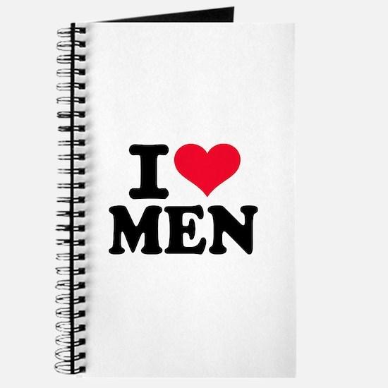I love men Journal