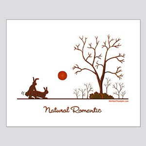Natural Romantic Small Poster