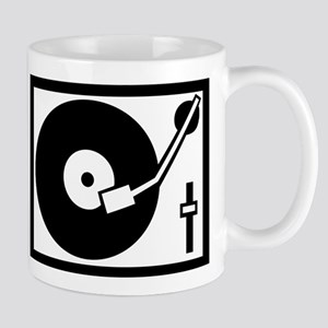 DJ - Turntable Mug