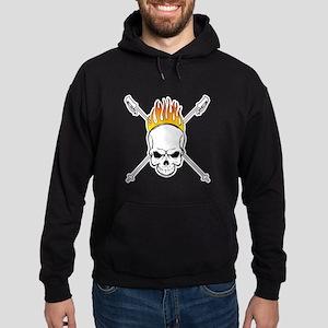Skull Ski Hoodie (dark)