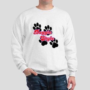 Doggie Style Sweatshirt