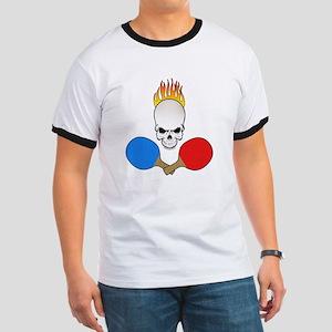 Skull Pong Ringer T