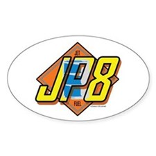 JP8 Sticker (Oval)