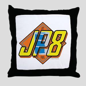 JP8 Throw Pillow