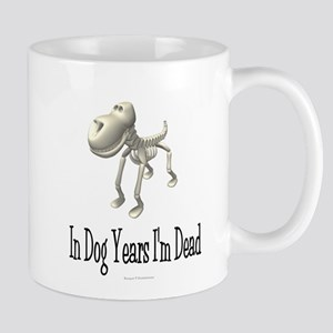 In Dog Years Mug