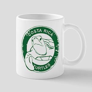 Costa Rica Turtles Mug