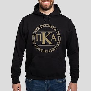 Pi Kappa Alpha Circle Hoodie (dark)