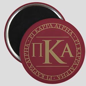 Pi Kappa Alpha Circle Magnet