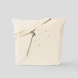 Ancient Honey Gatherer Tote Bag