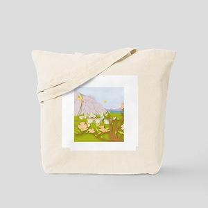 Beekeeping Paradise Tote Bag
