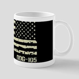 USS Dewey 11 oz Ceramic Mug